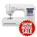 Juki HZL-F400 Show Model Exceed Series - Computer Sewing Quilting Machine
