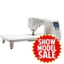 Juki HZL-F600 Show Model Full Sized Computer Sewing and Quilting Machine