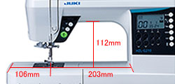 Juki HZL-G210 Computer Controlled Sewing Machine