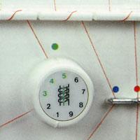 Simple Dials spire de tension.