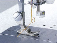 Automatic Needle Threader.