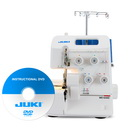 Juki Garnet Line MO-644D 2-Needle, 2/3/4 Thread Serger FS