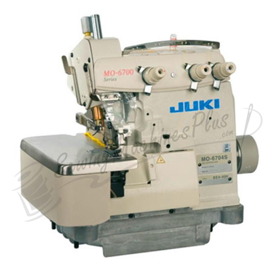 Juki Mo 6704 3 Thread High Speed Overlock W Table