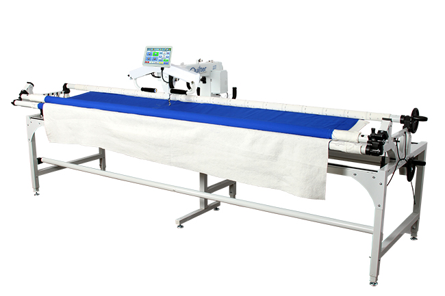 King Quilter 26 Inch Long Arm Quilting Machine