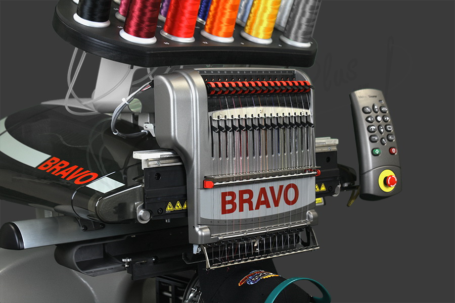 Melco Amaya Bravo Single Head 16 Needle Professional