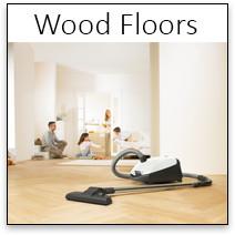 Miele Wood Floor Vacuums