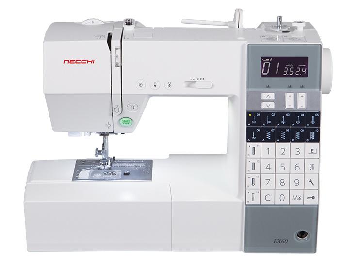 new necchi sewing machine