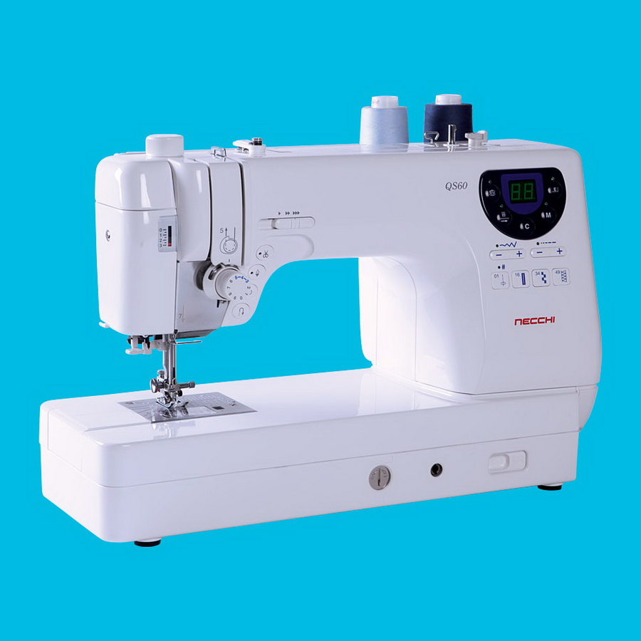 sewing and quilting machine