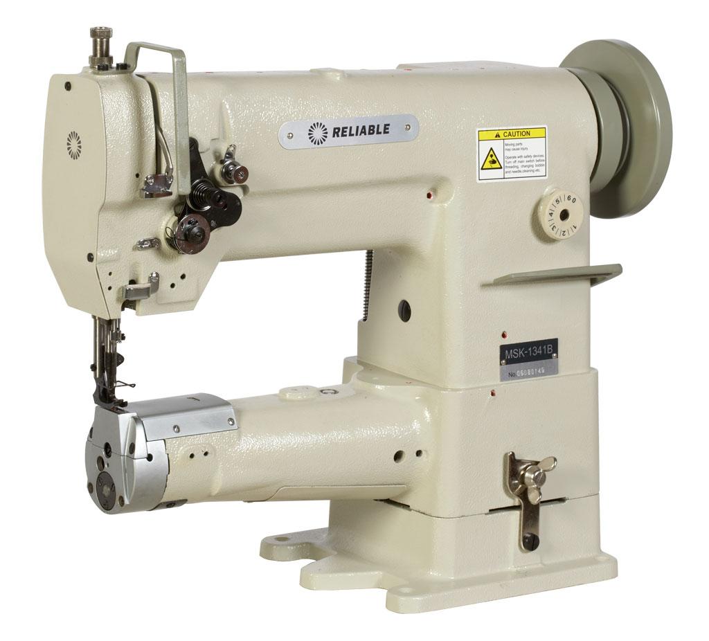 single needle walking foot sewing machine