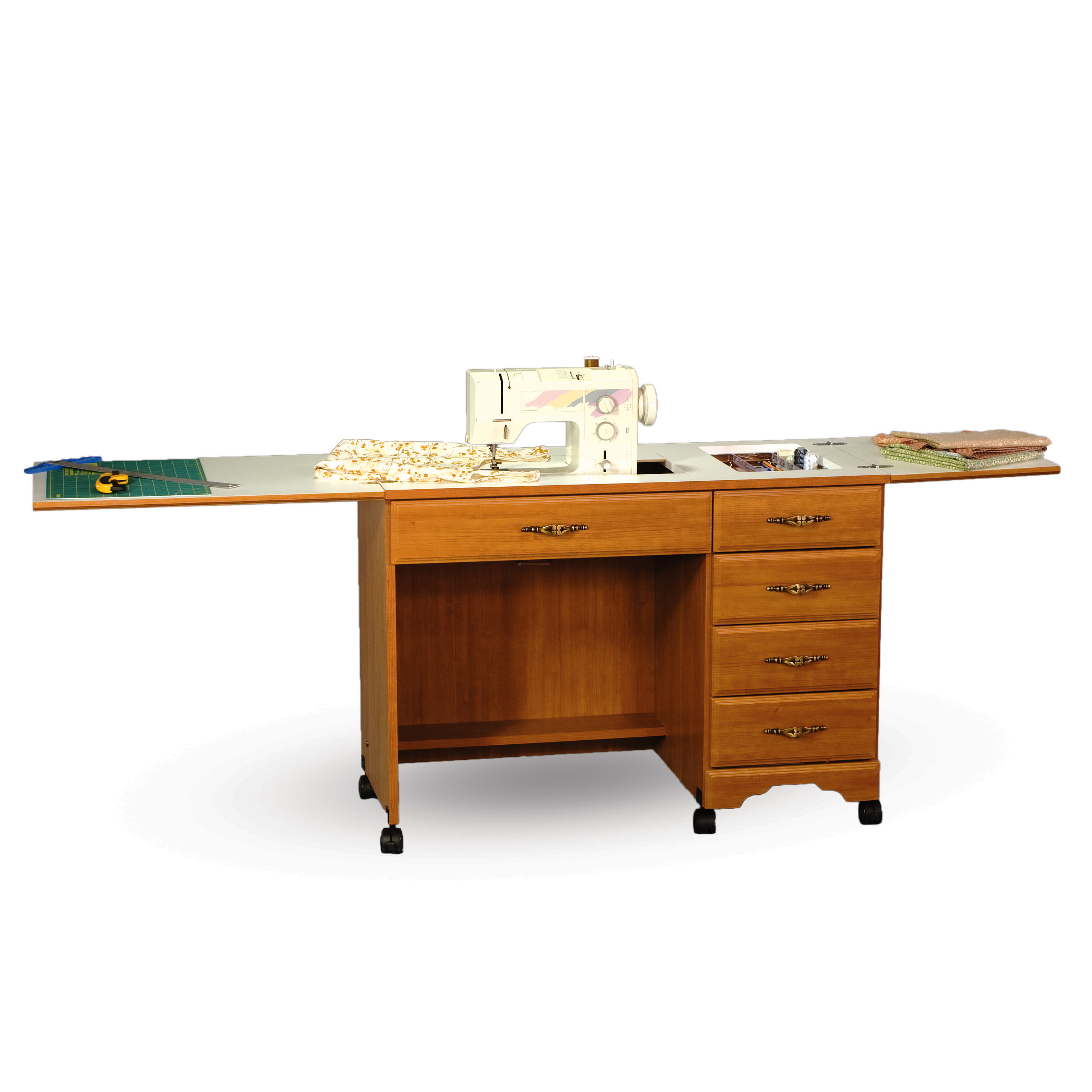 Fashion Sewing Cabinets Of America 3400 Sewing Desk