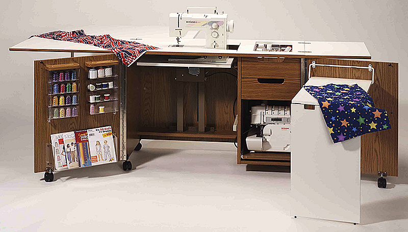 Fashion Sewing Cabinets Model 5400 Ultimate Sew Amp Serge