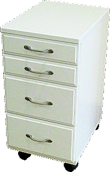 Comet, 4 Drawer Caddy