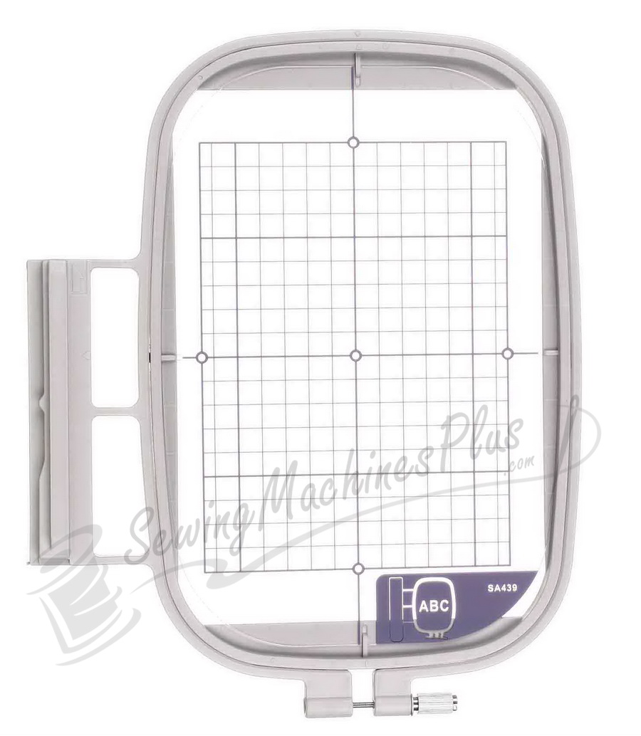 Sew Tech Large Embroidry Hoop 5u0026quot; X 7u0026quot; (130x180mm)- Brother Babylock (SA439) (EF75)