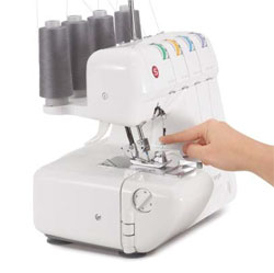 14J250 Stylist II Serger