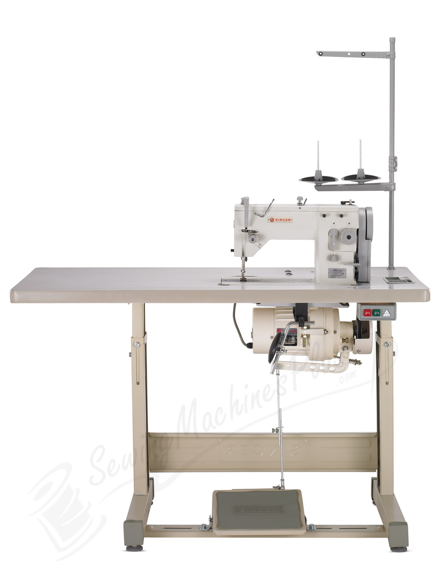 singer industrial needle sewing machine