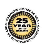 Singer Sewing Machine 25 Year Warranty.