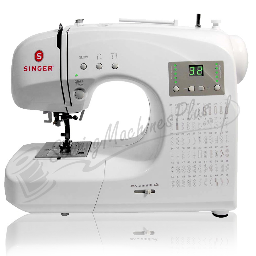 electronic sewing machine singer