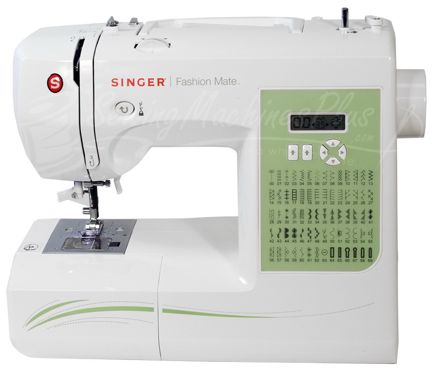 Singer 7256 Fashion Mate FS