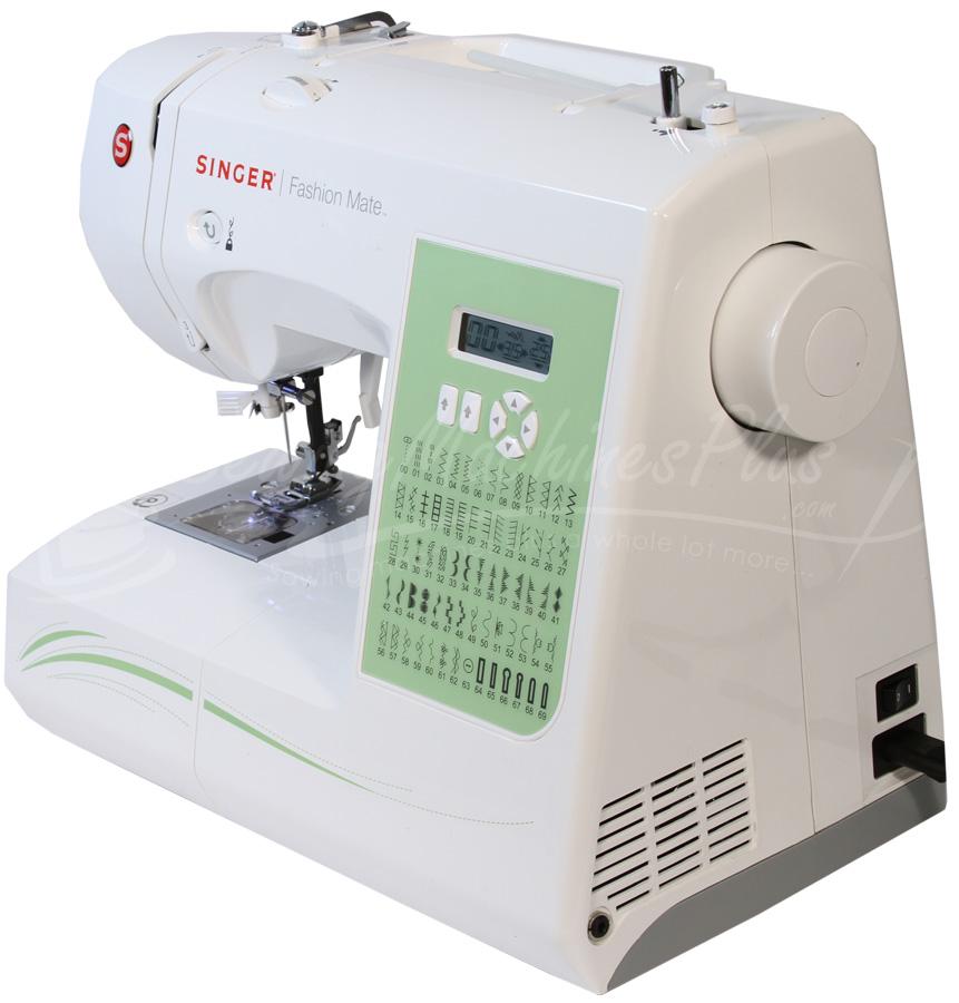 fashion mate sewing machine