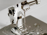 Singer 7430 Automatic Needle Threader.