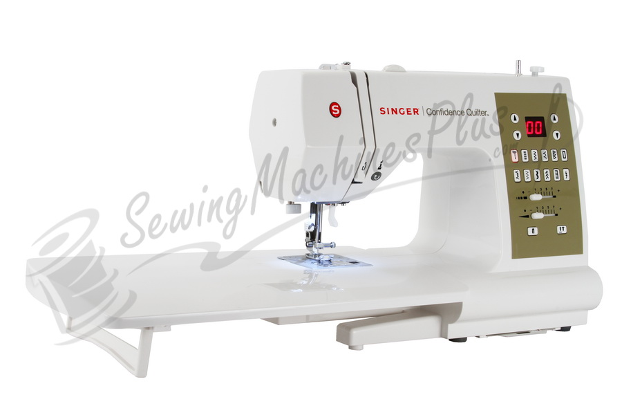 Singer 7469q confidence quilter sewing machine includes for Decor 99 sewing machine