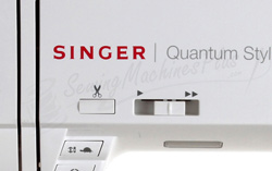 Singer Quantum Stylist 9960 Computerized Sewing and Quilting Machine
