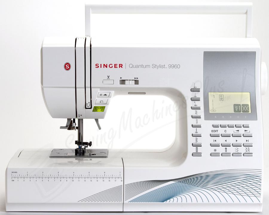 singer sewing quilting machine