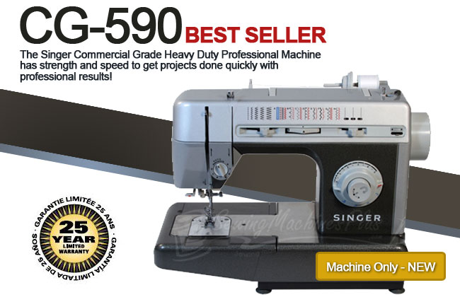 singer sewing machine commercial