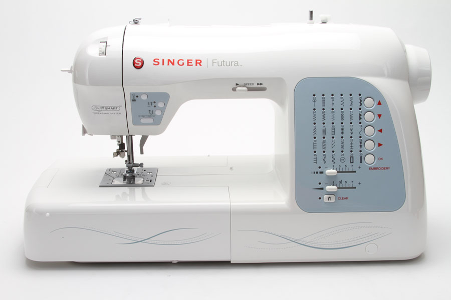 singer futura xl 400 embroidery machine reviews