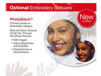 PhotoStitch software.