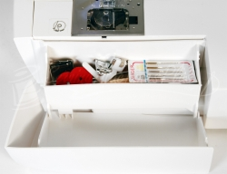 Accessory Storage.