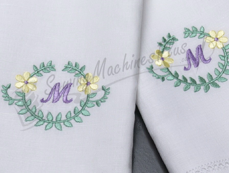 singer s10 studio embroidery machine