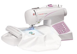 Singer SES1000 FS Sewing and Embroidery Machine