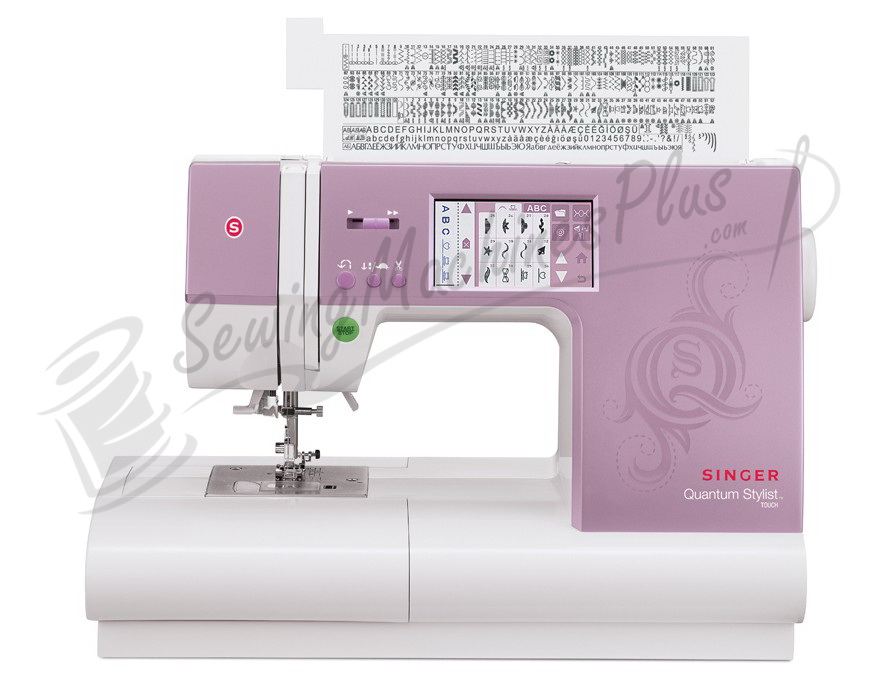 singer 9985 sewing machine