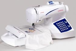 Singer Futura CE-100 w/ Software & 3900 designs