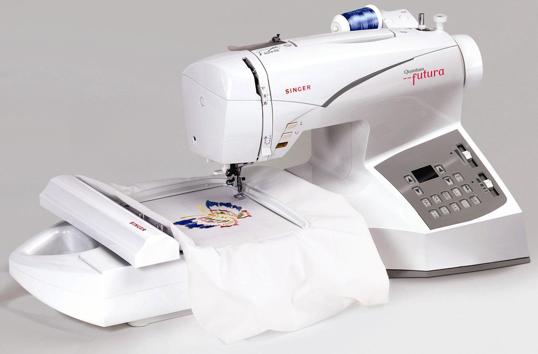 embroidery machine singer