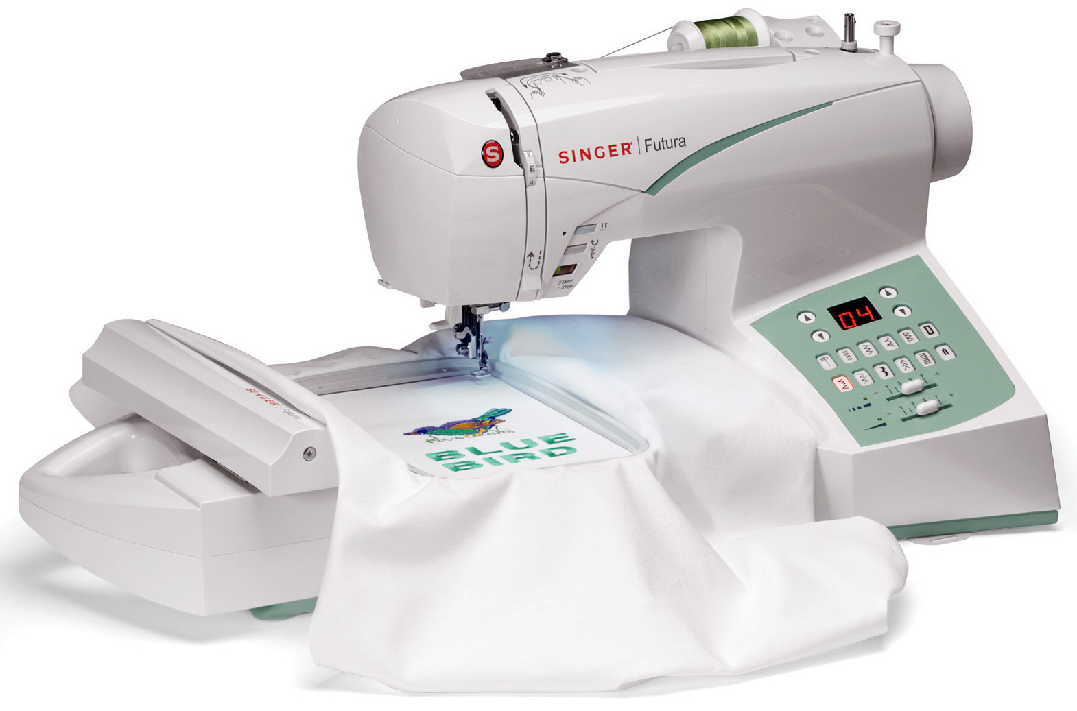 singer 350 embroidery machine