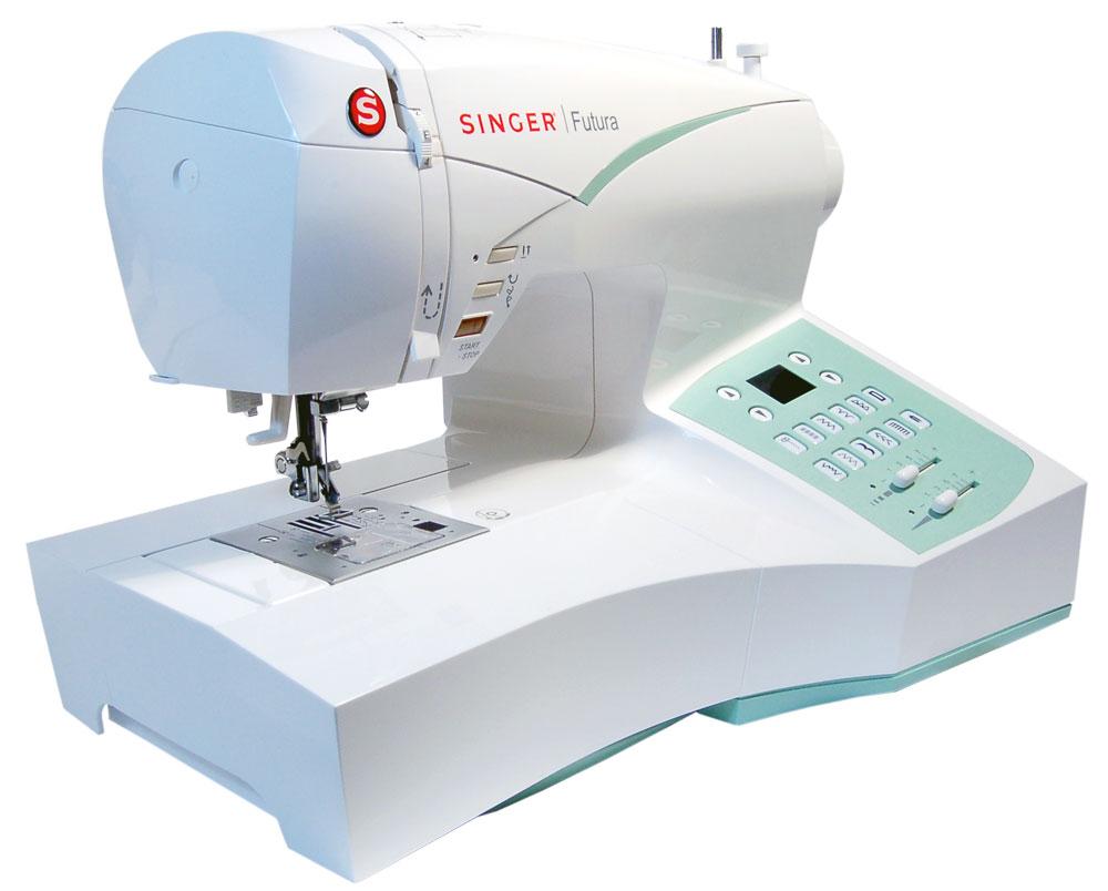 singer futura embroidery machine