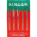 Singer Overlock Needles - Size 16 - 2054-42 - 10pk