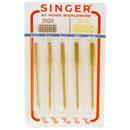 NEEDLES Singer Regular & Ball Point - 11, 14, 16 - 2020, 2045 - 5 Pack