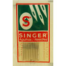 202000090S27B Singer Sharps Needles - Size 14 - 2020 - 10pk