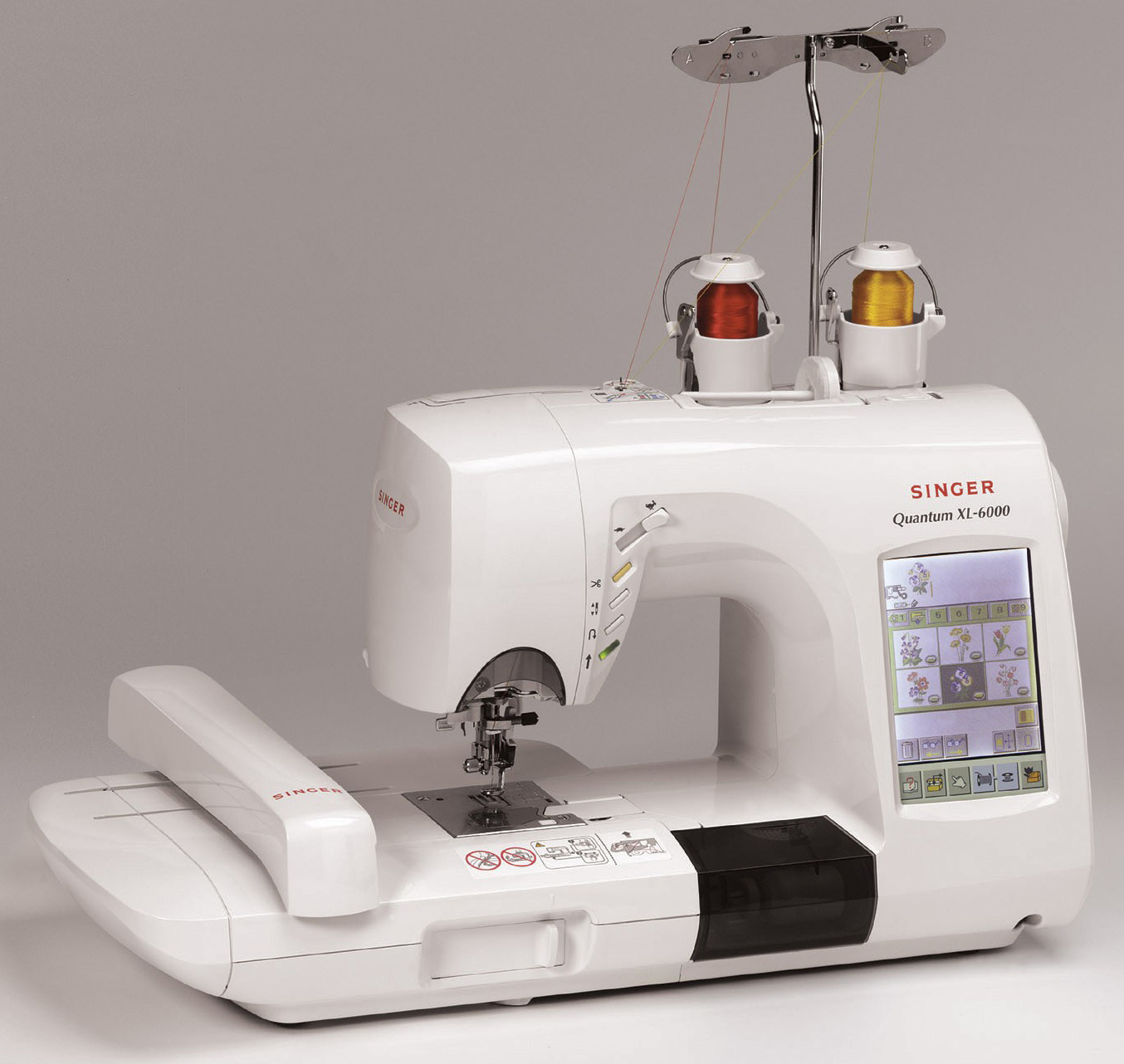 singer 6000 embroidery machine