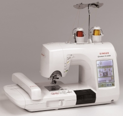 Singer Quantum XL-6000 w/ Embroidery Package