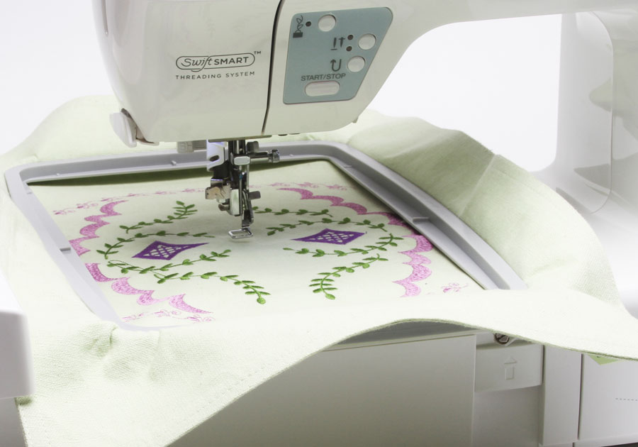 About Machine Embroidery Stabilizers