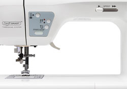 Singer Futura XL-400 Large Sewing Space