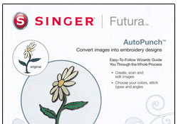 Singer Futura XL-400 AutoPunch