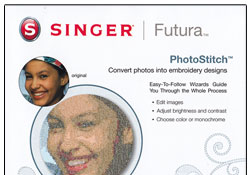 Singer Futura XL-400 Photostitch Software