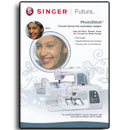 Singer Futura XL-400 w/ BONUS PACKAGE! Software, Stabilizer, Thread, & More!