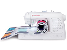 Singer XL-420 Futura Emboidery Machine