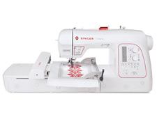 Singer XL-580 Futura Emboidery Machine